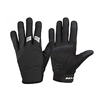 cheap Cycling Gloves-Sports Gloves Touch Gloves Bike Gloves / Cycling Gloves Keep Warm Wearable Wearproof Protective Limits Bacteria Anti-skidding Full-finger