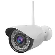 billige IP-kameraer-easyn® a185 1,3 megapiksel ip kamera utendørs irskert trådløst wifi kamera 5x optisk zoom