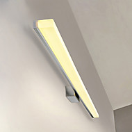 tanie Oświetlenie lustra-CXYlight Nowoczesny / współczesny Oświetlenie łazienkowe Metal Światło ścienne IP20 90-240V / LED zintegrowany