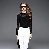 Χαμηλού Κόστους Καταστήματα επώνυμων-Γυναικεία Μπλούζα Βασικό Μονόχρωμο