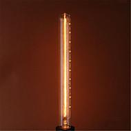kısılabilir t300 40w e27 vintage edison filament akkor ampul (ac220-240v)