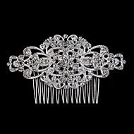 Biseri Kristal Umjetno drago kamenje Legura Kose za kosu 1 Vjenčanje Special Occasion Kauzalni Glava
