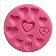 1 Cozimento Ecológico / Nova chegada / Decoração do bolo / 3D / Alta qualidade Bolo Plástico Moldes de Forno