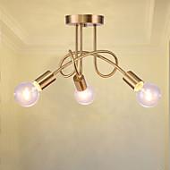 billige Bestelgere-CXYlight 3-Light Takplafond Omgivelseslys - Mini Stil, 110-120V / 220-240V Pære ikke Inkludert / 15-20㎡ / E26 / E27