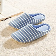 cheap Slippers-Modern/Contemporary Slide Slippers Men's Slippers Cotton Cotton