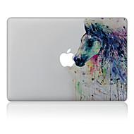 1 Pça. Resistente a Riscos Pintura de Óleo De Plástico Transparente Adesivo Estampa ParaMacBook Pro 15'' with Retina MacBook Pro 15 ''