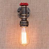 AC 220V-240V 40w e27 bg805 saudade tubulação de água simples luz decorativos de parede lâmpada de parede pequeno