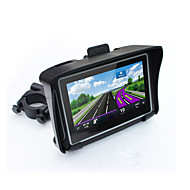 hot 4.3 waterproof IPX7 motorfiets gps navigatie moto navigator met fm bluetooth 8G flash prolech auto gps motorfiets