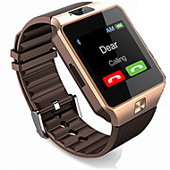 Slim horloge Handsfree bellen Audio Bluetooth 2.0 Geen Sim Card Slot