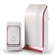 CJ001 ABS Ikke-visuelle ringeklokke Trådløs Doorbell Systems