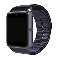Smart Watch Clock Bluetooth Support Sim Card Sync Notifier Connectivity For Apple Android Phone
