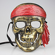 1pc Halloween kostuum partij masker teen box ornamenten
