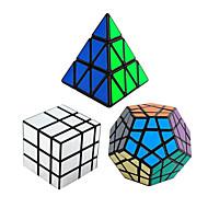 cubul lui Rubik Shengshou Cub Viteză lină pyraminx Străin Megaminx Mirror Cube Cuburi Magice nivel profesional Viteză Turn Crăciun An Nou