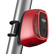 billige Sykkellykter og reflekser-Sykkellykter bar end lys Baklys til sykkel LED - Sykling Sensor Fjernkontroll Oppladbar Vanntett Lithium-batteri 100 Lumens Batteri