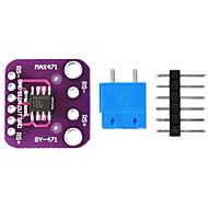 voordelige Elektrische apparatuur & benodigdheden-# MAX471 Voor Arduino Board Beweging