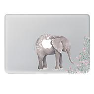 1 Pça. Resistente a Riscos Brincadeira Com Logo da Apple De Plástico Transparente Adesivo Estampa ParaMacBook Pro 15'' with Retina
