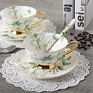 Xícaras de Chá / Garrafas de Água / Canecas de Café / Chá e Bebidas 1 PC Cerâmica, -  Alta qualidade