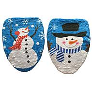 1pcs casa decoração enfeite de natal natal do pai a tampa do assento