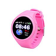 tanie Inteligentne zegarki-Zegarki dziecięce T88 na iOS / Android GPS / Długi czas czuwania / Ekran dotykowy Czasomierz / Budzik / GSM(850/900/1800/1900MHz) / 72-100 / MTK2503
