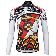 ILPALADINO Camisa para Ciclismo Mulheres Manga Longa Moto Camisa/Roupas Para Esporte Blusas Secagem Rápida Resistente Raios Ultravioleta