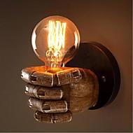 AC 220-240 40 E26/E27 Köy/Kırsal Resim özellik for Ampul İçeriği,Ortam Işığı Duvar ışığı