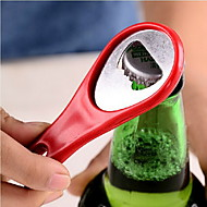 Tennis Racquetball Racket Shape Bottle Opener (Random Color) 9.5*4*0.5 cm