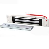 adgangskontrollsystem 280 kg single-dørs magnetlås elektroinnebygd elektronisk