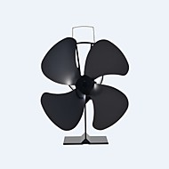 billige Hjemmeindretning-Luftrensere Mini Aluminium Air Cooling Fan 0.8-1.5V 2W