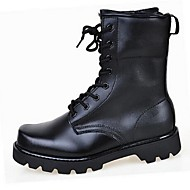 Bărbați Pantofi Piele Imitație de Piele Iarnă Confortabili Cizme Cizme/Cizme la Gleznă pentru Casual Negru