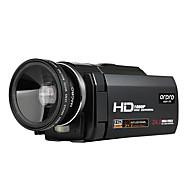 billige Overvåkningskameraer-ordro® HDV-f5 med vidvinkel linse 1080p videokamera eksternt batteri støtte makro-funksjon