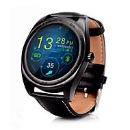 tanie Inteligentne zegarki-Inteligentny zegarek / Inteligentne Bransoletka na iOS / Android / iPhone GPS Czasomierz / Stoper / Rejestrator aktywności fizycznej / Rejestrator snu / Pulsometr / GSM (900/1800/1900MHz)