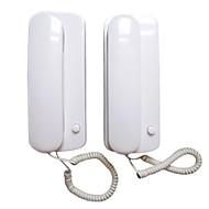 c00231 Plastik Ikke-visuelle ringeklokke Tilkoblet Dørklokkesystemer