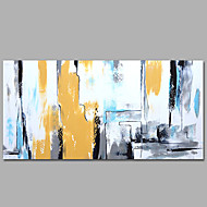 IARTS Recentage Style Abstract Artwork Fantasy 100% Hang-Painted Oil PaintingModern / Mediterranean One Panel Canvas Oil Painting For Home Decoration