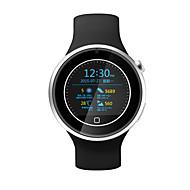 tanie Inteligentne zegarki-Inteligentny zegarek GPS Pulsometr Wodoszczelny Video Kamera/aparat Obsługa aparatu Obsługa wiadomości Odbieranie bez użycia rąk Dźwięk
