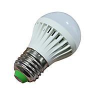 billige Globepærer med LED-1pc 6 W 480 lm E26 / E27 LED-globepærer 12 LED perler SMD 5730 Dekorativ Varm hvit / Kjølig hvit 220-240 V / FCC