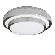 billige Takbelysning og vifter-Takplafond Omgivelseslys - LED, 90-240V / 110-120V / 220-240V Pære Inkludert / 15-20㎡