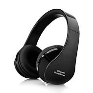 NX8252 A fülön túl Vezeték nélküli Fejhallgatók Kiegyensúlyozott armatúra Műanyag Utazás és szórakozás Fülhallgató Zajszűrő / Mikrofonnal / A hangerőszabályzóval Fejhallgató