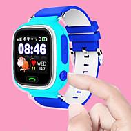 baratos -Infantil Relógio Esportivo Relógio Inteligente Relógio de Moda Relógio de Pulso Automático - da corda automáticamentesensível ao toque