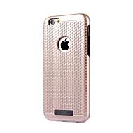 のために 耐埃 ケース バックカバー ケース ソリッドカラー ハード PC のために Apple iPhone 7プラス iPhone 7 iPhone 6s Plus/6 Plus iPhone 6s/6 iPhone SE/5s/5