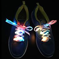 プラスチック 靴紐 のために 前足