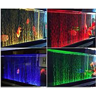 수족관 LED조명 멀티 컬러 리모컨 LED 램프 220V