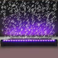 baratos -Aquários Iluminação de LED Multicolorido Controle Remoto Lâmpada de LED AC 220-240V