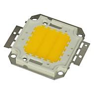 billige Lampesokler og kontakter-Jiawen high power integrert 20w DC 30-33v aluminium ledet lampe chip for floodlight spotlight varm hvit