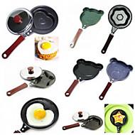baratos Utensílios de Ovo-Utensílios de cozinha Metal Gadget de Cozinha Criativa Frigideiras e grelhas Para utensílios de cozinha 6pcs