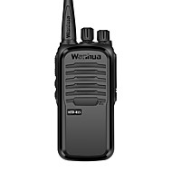 billige Walkie-talkies-Wanhua htd815 kommersielle profesjonell trådløs walkie-talkie 6w uhf 403-480mhz