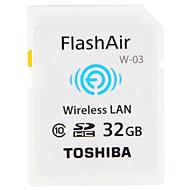 tanie Karty pamięci-Toshiba 32 GB Wifi Karta SD karta pamięci Class10 FlashAir