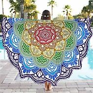 tanie Ręcznik plażowy-Najwyższa jakość Ręcznik plażowy, Żakard 100% poliestru Łazienkowe