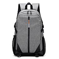 ユニセックス バッグ オックスフォード ノートパソコン用バッグ のために スポーツ フォーマル プロユース オールシーズン ブルー ブラック グレー アメジスト