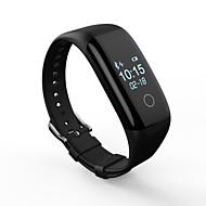 tanie Inteligentne zegarki-hhy v6s inteligentny bransoletka tętno tętno sen zdrowie monitorowanie ćwiczenia pedometer bluetooth 4.0 wodoodporny