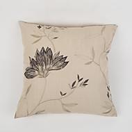 billige Putevar-1 stk Polyester Putevar, Pyntet og brodert Dekorativ Traditionel / Klassisk